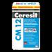 Цены на Ceresit CM 12/ 25 Клей д/ керамогр крупной плитки