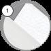Цены на Contracor Фильтр для респиратора PR - 1 (20 шт)