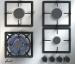 Цены на Fornelli Fornelli PGA 60 QUADRO IX Тип поверхности:независимая газовая Ширина,   см:60 Количество конфорок:4 WOK - конфорка:есть Управление:4 поворотных переключателя (матового цвета) Расположение управления:фронтальное Цвет:черный  +  черное закаленное стекло;