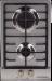 Цены на KUPPERSBERG KUPPERSBERG FV 3 TG X газовая варочная панель поверхность из нержавеющей стали 2 газовые конфорки переключатели поворотные электроподжиг независимая установка габариты (ШхГ) 30.5x51 см