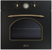 Цены на Fornelli Fornelli FEA 60 MERLETTO AN Электрический духовой шкаф независимый Мощность: 2140 Вт Объем духовки: 60 л Режимов нагрева: 7 Класс энергопотребления: А Поворотные переключатели Гриль Конвекция Разморозка Подсветка камеры Защитное отключение