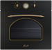 Цены на Fornelli Fornelli FEA 60 MERLETTO PIATTO AN Электрический духовой шкаф независимый Мощность: 2140 Вт Объем духовки: 60 л Режимов нагрева: 7 Класс энергопотребления: А Поворотные переключатели Гриль Конвекция Разморозка Подсветка камеры Защитное отключение