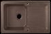 Цены на KUPPERSBERG KUPPERSBERG ANCONA 1B1D CHOCOLATE Несомненно одна из самых красивых и удачных моделей мойки в классическом стиле разработанной совместно с MDS дизайн бюро. Сочетает в себе плавные классические формы крыла,   оригинальные скругленные площадки под