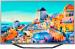 "Цены на LG LG 65UH620V ЖК - телевизор,   LED - подсветка диагональ 65"" (165 см),   матрица TFT IPS Smart TV,   webOS формат 4K UHD,   3840x2160 прием цифрового телевидения (DVB - T2) просмотр видео с USB - накопителей подключение к Wi - Fi тип подсветки: Edge LED подключение к Eth"