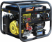 Цены на Бензиновый генератор HUTER DY 8000 LXA Рабочая мощность: 6.5 кВт ;  Макс. мощность: 6.5 кВт ;  Мощность двигателя: 15 л.с. ;  Параметры выходного напряжения: однофазное 220в ;  Стартер: ручной/ электро/ с пульта ду ;  Масса без упаковки: 80 кг.