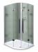 Цены на Душевой угол Wasserfalle F 2004 L Габариты 120х90х190Низкий поддон 5 смАксессуары (4 полки) Аллюминиевый профиль,   хром Прозрачные стекла 8 мм Левостороний вариант Страна - производитель Германия Гарантия 1 год