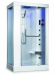 Цены на Душевая кабина Wasserfalle W - 9801 R Габариты 120х80х225 см Европейское качество,   сенсорный пульт управления,   удобное сиденье,   современный дизайн. Wasserfalle W - 9801  -  это закрытая кабина прямоугольной формы,   правосторонняя,   стандартных размеров 120 на 80