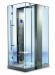 Цены на Душевая кабина Wasserfalle W - 626 L Габариты 120х90х220 см Европейское качество,   сенсорный пульт управления,   удобное сиденье,   современный дизайн. Wasserfalle W - 626  -  это закрытая кабина прямоугольной формы,   левосторонняя,   стандартных размеров 120 на 90 см,