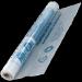 Цены на Пленка для теплого пола Пленка для покрытия установленной тепловой и звуковой изоляции. Предотвращает попадание мокрого бетона на изоляционный слой.