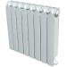 Цены на Алюминиевый радиатор Rifar Alum 500 (1 секция) Rifar Запатентованный алюминиевый радиатор Rifar Alum 500 создан для использования как в традиционных системах отопления,   так и в качестве масляного электрического радиатора. Главное отличие от известных алюм
