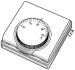 Цены на NIBE RT 20 комнатный термостат Комнатаный термостат для внешнего контроля автоматики.