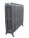 Цены на Retro Fonte LUX 600 радиатор чугунный (1 секция) Retro Fonte LUX 600 радиатор чугунный (1 секция) применяется в системах центрального отопления,   как в жилых,   так и административных зданиях и сооружениях,   изготавливается методом художественного литья из вы