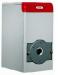Цены на Газовый напольный котел Ferroli GN 2 N 12 Особенности конструкции напольного котла Ferroli GN2 N 12 под навесную горелку ( газ /  дизель ) : чугунный теплообменник,   изолированный слоем минеральной ваты,   экранированной алюминиевый фольгой специальная геомет