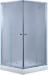 Цены на Timo VIVA LUX TL - 9002 romb glass душевой угол 900x900x2000 Акриловый квадратный поддон с сифоном и усиленным каркасом Анодированный,   алюминиевый,   хромированный профиль. Закалённое ударопрочное стекло толщиной 6 мм (прозрачное с рисунком или матовое) Двойн