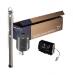 Цены на Grundfos SQE 2 - 70 погружной скважинный насос (комплект) Комплект для поддержания постоянного давления с насосом SQE включает в себя:  -  насос SQE 2 - 70,   с кабелем 60 м в водонепроницаемой оболочке;   -  блок управления CU 301;   -  напорный мембранный бак 8 л/ 7 б
