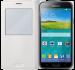 Цены на Чехол - книжка Samsung Чехол - книжка Samsung EF - CG900BWEGRU White для Samsung Galaxy S5 Инновационный и стильный чехол - книжка Samsung EF - CG900BWEGRU White со специальным окошком для Samsung Galaxy S5 не только защищает корпус и дисплей,   но и помогает определ