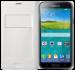 Цены на Чехол - книжка Samsung Чехол - книжка Samsung EF - WG900BWEGRU White для Samsung Galaxy S5 Инновационный и стильный чехол - книжка Samsung EF - WG900BWEGRU White с кармашком для визиток для Samsung Galaxy S5 отлично справится с защитой Вашего смартфона,   оставив при
