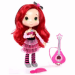 Цены на Кукла Strawberry Shortcake 12220 Strawberry Shortcake 12220 Шарлотта Земляничка Кукла Земляничка 28 см с аксессуарами