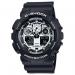 Цены на CASIO GA - 100BW - 1A 20 BAR (200м),   светодиодная автоподсветка,   секундомер,   таймер обратного отсчета,   мировое время,   календарь,   5 будильников,   ударопрочные,   магнитоустойчивые. Часы CASIO G - Shock GA - 100BW - 1A