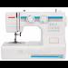 Цены на JANOME Швейная машина Janome My Style 102 My Style 102 Компактная швейная машина Janome My Style 102 оформлена в лаконичном,   оригинальном стиле,   есть нанесенные на пластиковую основу подсказки,   разъемная free - arm платформу,   удобные регуляторы параметров и