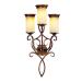 Цены на Айвенго Chiaro 382020103 Бра более одной лампы Chiaro 382020103