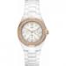 Цены на Наручные часы Guess W0062L6 W0062L6 Кварцевые часы,   формат 12/ 24 часа,   секундная стрелка,   отображение даты  -  число,   день недели. Частичное PVD покрытие корпуса. Диаметр 37 мм.