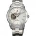 Цены на Наручные часы Orient SDA02002W SDA02002W0 Механические часы с автоподзаводом. 12 - ти часовой формат времени. Подсветка стрелок. Диаметр 39 мм