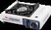Цены на Плита Настольная Газовая Pf - Gst - N01 Плита настольная газовая Следопыт PF - GST - N01 вес с кейсом 1,  7кг/ разм.335x260x88мм/ диам. горел.70мм/ макс.нагр.до 15кг/ пъезоэлемент: есть/ расх.топл.155г\ час Простота и удобство в обращении,   надежность конструкции  -  это по