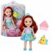 Цены на Кукла с питомцем Disney Princess 754910 Disney Princess 754910 Принцессы Дисней Малышка с питомцем 15 см. в асс Рапунцель,   Мерида (Храброе Сердце) Купить Disney Princess 754910 Принцессы Дисней Малышка с питомцем 15 см.