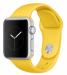 Цены на Watch Sport 38mm with Sport Band MMF02 Silver/ Yellow Операционная система Watch OS Установка сторонних приложений есть Поддержка платформ iOS 8 Поддержка мобильных устройств iPhone 5 и выше Уведомления с просмотром или ответом SMS,   почта,   календарь,   Faceb