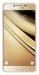 Цены на Galaxy C5 C5000 64Gb Gold Android 6.0 Тип корпуса классический Материал корпуса металл и пластик Управление механические/ сенсорные кнопки Количество SIM - карт 2 Вес 143 г Размеры (ШxВxТ) 72x145.9x6.7 мм Экран Тип экрана цветной AMOLED,   сенсорный Тип сенсор