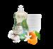 Цены на Средство для мытья посуды с эфирным с эфирным маслом мандарина и экстрактом хлопка BIO MIO,   450мл (450 мл) Средство для мытья посуды с эфирным с эфирным маслом мандарина и экстрактом хлопка BIO MIO,   450мл