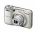 Цены на NIKON Фотоаппарат цифровой A10 серебристый,   16Mpx CCD,   zoom 5x,   HD720,   экран 2.6'',   2xAA A10/ Silver NIKON A10/ Silver Фотокамера NIKON Фотоаппарат цифровой Nikon A10 серебристый,   16Mpx CCD,   zoom 5x,   HD720,   экран 2.6'',   2xAA A10/ Silver (A10/ Silver)