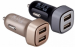 Цены на Polar Series Car Charger UC4D 2USB 3.4A Gold Momax