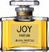 Цены на Jean Patou Joy 4083~01 Описание: Joy – цветочный женский парфюм 1930г. от Henri Almeras. Мнения покупателей о парфюме разные. Одной любительнице парфюмов – старая винтажная версия,   сандал,   тубероза и нежнейший ЖАСМИН,   самый прекрасный из жасминов,   что дов