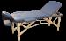 Цены на OXYGEN FITNESS Массажный стол Oxygen Fitness Wellness Ecoline 100 (ECOLINE_100_A) Складной 3 - ех секционный переносной массажный стол Oxygen Ecoline 100 предназначен для домашнего и коммерческого использования. Секции спины регулируется в 10 положениях (75