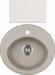 Цены на Kuppersberg Кухонная мойка Kuppersberg CAPRI 1B WHITE Внешние размеры 500 x 470 x 210 Размеры чаши 403 х 317 База встраивания 45 см Материал Kuppersberg Rok Цвет белый Материал Гранит