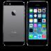 Цены на Apple iPhone 5S 16Gb LTE Space Grey восстановленный (FF352RU/ A) Громкая связь (встроенный динамик): есть | Синхронизация с компьютером: есть | Стандарт: GSM 900/ 1800/ 1900,   3G,   LTE | Операционная система: iOS 7 | Тип корпуса: классический | Вес: 160 г | Ра