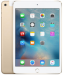 """Цены на Apple iPad mini 4 128Gb Wi - Fi Gold Apple A8 Встроенная память 128 Гб Оперативная память 2 Гб Слот для карт памяти нет Экран Экран 7.85"""",   2048x1536 Широкоформатный экран нет Тип экрана TFT IPS,   глянцевый Сенсорный экран емкостный,   мультитач Число пикселей"""