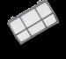 Цены на Фильтр тонкой очистки Фильтр тонкой очистки подходят для: Робот  - пылесос PANDA Clever X1 GOLD (Limited) Робот  - пылесос PANDA Clever X1 Black