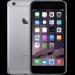 Цены на Apple Apple iPhone 6 Plus 128Gb Space Gray Большой сверхчеткий дисплей нового iPhone 6 Plus выполнен по улучшенной технологии S - IPS и отличается эталонной цветопередачей,   а также специальным покрытием,   делающим экран отлично читаемым даже под прямым солне