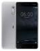 Цены на Nokia 6 32GB Dual (4GB RAM) Silver Сотовый телефон Android 7.1 Тип корпуса классический Материал корпуса алюминий Управление механические/ сенсорные кнопки Количество SIM - карт 2 Режим работы нескольких SIM - карт попеременный Поддержка MST есть Вес 169 г Раз