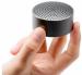 Цены на Xiaomi Mi Portable Round Box Black Bluetooth колонка портативная Цельнометаллическая оболочка. Приятные ощущения. Характеристики:вес  -  58 гр.,   мощность  -  2 Вт.,   время работы  -  4 часов,   радиус действия  -  5 м.,   сопротивление 40 Ом,   чувствительность 35dB,