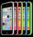 Цены на Apple iPhone 5C 16Gb (Цвет: Голубой) Экран: 4 дюйм.,   640x1136 пикс.,   Retina Процессор: 1300 МГц,   Apple A6 Платформа: iOS 8 Встроенная память: от 16 до 32 Гб Камера: 8 Мп,   3264x2448 Время разговора: 10 ч