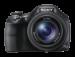 Цены на Sony DSCHX400B.RU3 Мощный зум,   полный контроль Приближайте объекты и снимайте их с высокой четкостью с помощью компактной цифровой камеры. Полный комплект мощных технологий,   включая 50 - кратный оптический зум,   матрицу Exmor R CMOS с разрешением 20,  4 МП и с