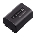 Цены на Sony NP - FV50 NPFV50.CE Набор заряжаемых аккумуляторов InfoLITHIUM помогает продлить время съемки по сравнению с аккумулятором из комплекта поставкиАккумуляторы высокой емкости 6,  8 В /  7,  0 Вт·ч /  1030 мАчУскоренная зарядка при помощи дополнительного адапте