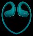Цены на Sony MP3 плеер Sony NW - WS414,   синий NWWS414L.EE Сохраняет герметичность даже в соленой воде  -  Водо -  и пыленепроницаемость корпуса плеера Walkman NW - WS410 соответствуют стандартам IP65/ IP68,   поэтому он сохраняет полную функциональность даже будучи погружен