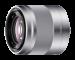 Цены на Sony Объектив Sony 50mm f,   1.8 OSS серебристый (SEL - 50F18) SEL50F18.AE  -  Яркий широкоугольный объектив с фиксированным фокусным расстоянием 50 мм идеально подходит для портретной съемки и обычной фотографии  -  Максимальное значение диафрагмы F1,  8 позволяет