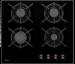 Цены на Hansa Газовая варочная панель Hansa BHKS61038