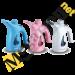 Цены на Отпариватель ручной КЕЛЛИ  -  KL - 313 Отпариватель ручной КЕЛЛИ  -  KL - 313 Мощнейший но в то же время очень компактный отпариватель ручного типа. Прекрасно подойдет для разглаживания или же отпаривания ваших вещей,   изготовленных из самых деликатных тканей. Отп